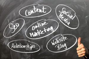 Het bouwen van een website